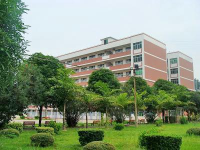 春师范大学校园风景
