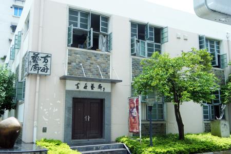 新生攻略之广西艺术学院校园风景